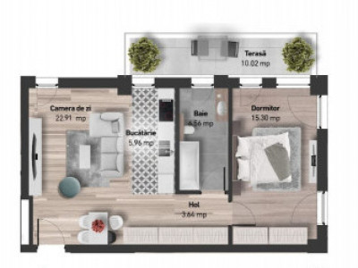 Apartamente imobil nou varianta Zorilor
