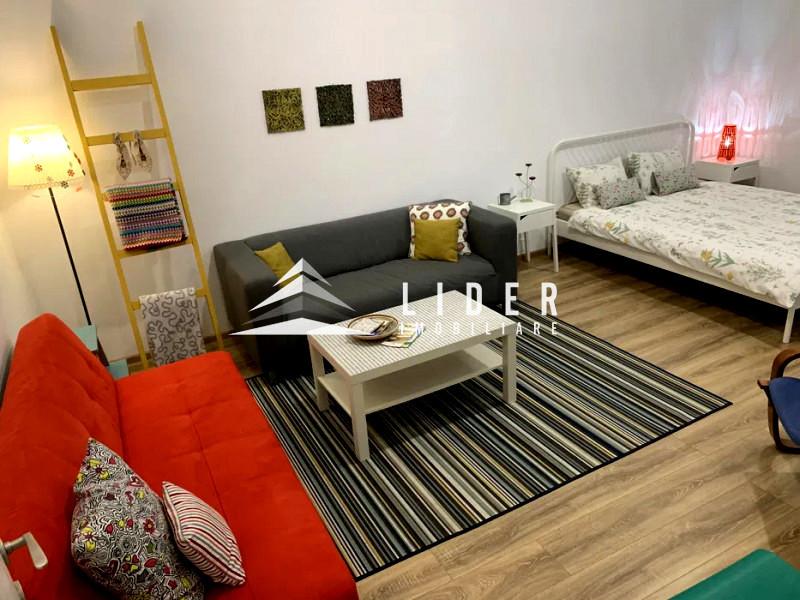 Apartament 2 camere zona Camerei de Comert