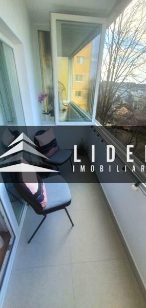 Apartament finisat mobilat strada Primaverii