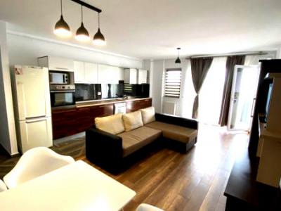 Apartament 2 camere imobil nou zona Parcului Gheorgheni