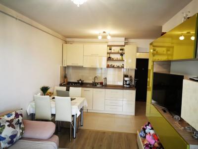 apartament 2 camere imobil nou Ansamblul Bonjour Residence