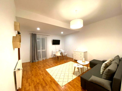 Apartament 2 camere imobil nou zona Calea Floresti