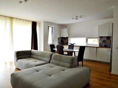 Apartament cu gradina proprie Gruia