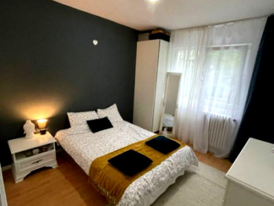 Apartament 3 camere finisat si mobilat cartier Manastur