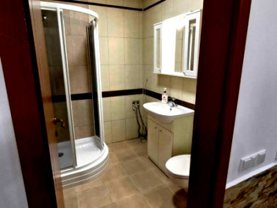 Apartament living cu bucatarie, dormitor, imobil nou Buna Ziua